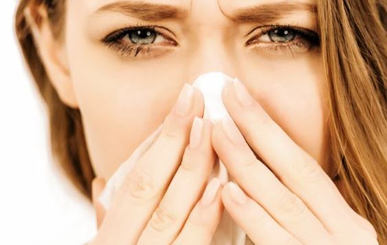How to relief Itchy Nose