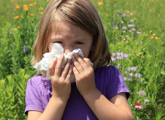 Itchy nose in children - Seasonal Allergies