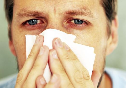 Itchy nose signs and symptoms