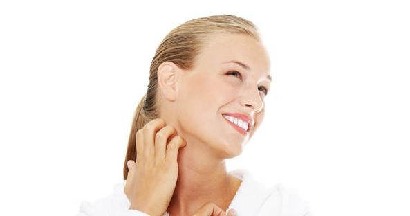 itchy neck causes, treatments, symptoms, remedies